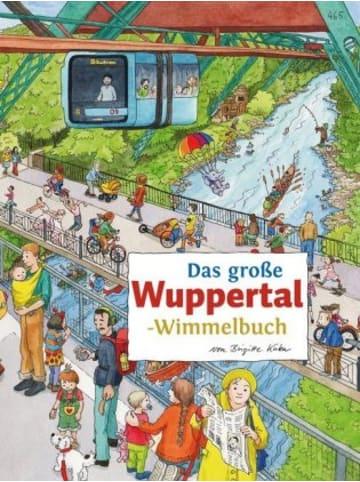 TPK Regionalverlag Das große Wuppertal-Wimmelbuch