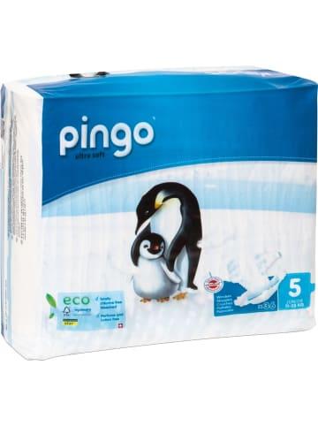 "Pingo BIO Windeln ""ultra soft"" JUNIOR Gr. 5 (11-25 kg) 36 Stück"
