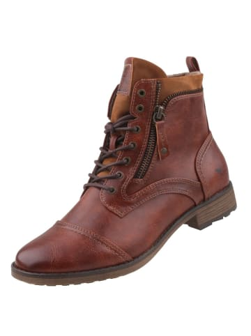 MUSTANG SHOES Stiefelette in Braun