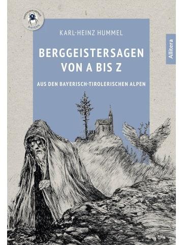 Buch & Media Berggeistersagen von A bis Z | aus den bayerisch-tirolerischen Alpen