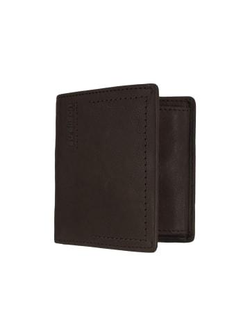 Strellson Brieftaschen in dunkel-braun