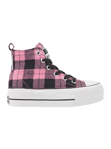 British Knights Sneaker Kaya mid in rosa/schwarz