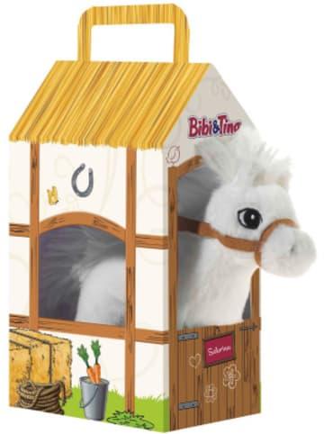 "Heunec BIBI & TINA Pferd ""Sabrina"" stehend im Stall"