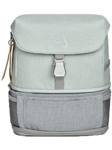 JetKids Kinderrucksack, erweiterbar, , Crew Backpack, Green Aurora