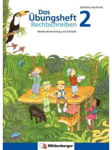 Mildenberger Das Übungsheft Rechtschreiben 2