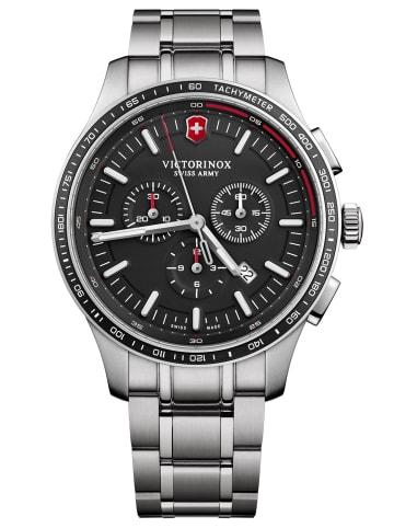 Victorinox Herrenuhr Alliance Sport Chronograph Schwarz