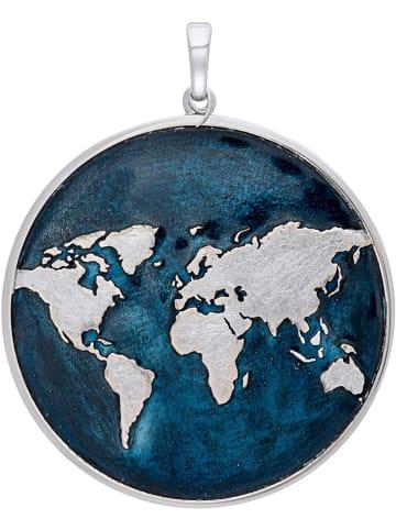 Julie Julsen Anhänger World Silber 925