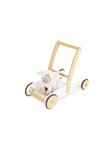 """Pinolino Lauflernwagen """"Uli"""" in Weiß"""