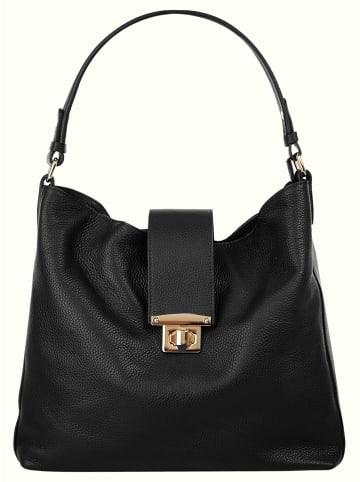 Samantha Look Shopper in schwarz