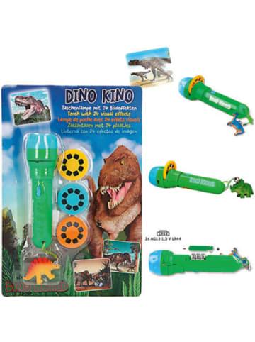 Depesche Dino World Taschenlampe Dino Kino