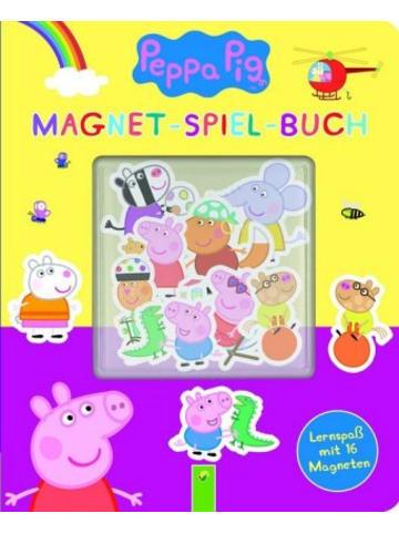 Schwager & Steinlein Peppa Pig Magnet-Spiel-Buch