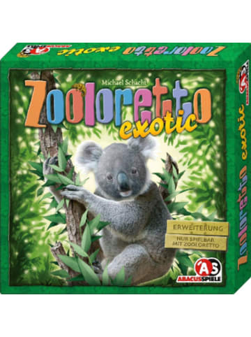 Abacusspiele Zooloretto exotic (Spiel-Zubehör)