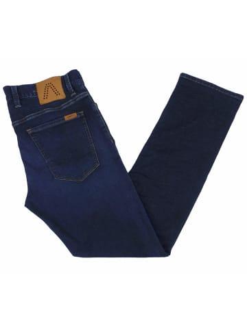ALBERTO Hosen & Shorts in blau