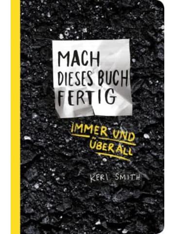 Verlag Antje Kunstmann Mach dieses Buch fertig immer und überall