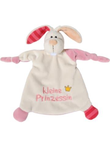 Nici Schmusetuch Hase kleine Prinzessin 25x25cm für Babys (40042)