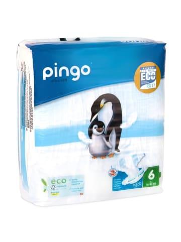 "Pingo BIO Windeln ""ultra soft"" XL Gr. 6 (15-30 kg) 32 Stück"