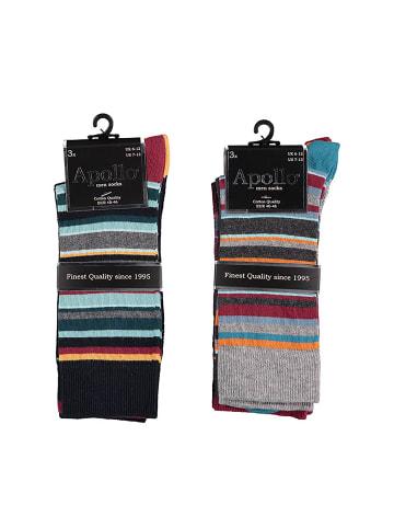 Apollo Socken in multi colour
