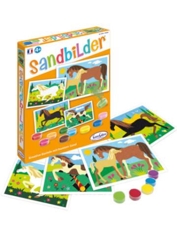 SentoSphere Sandbilder Pferde