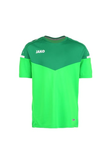 Jako Trainingsshirt Champ 2.0 in grün / dunkelgrün