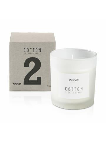 Möve Duftkerze Essentials in cotton