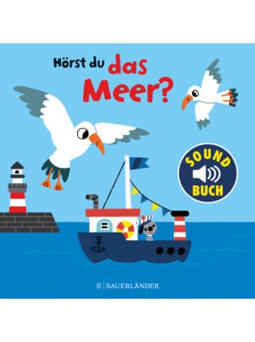 FISCHER Sauerländer Hörst du das Meer? (Soundbuch)