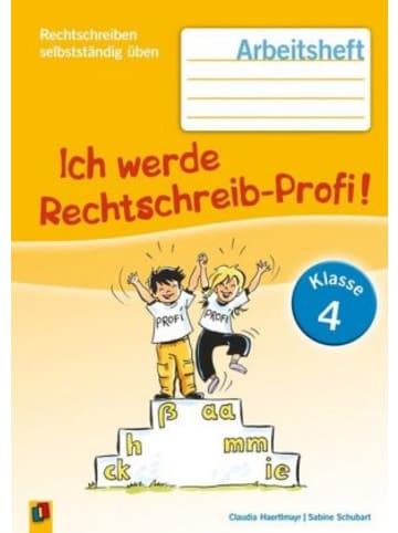 Verlag an der Ruhr Ich werde Rechtschreib-Profi! Klasse 4, Arbeitsheft
