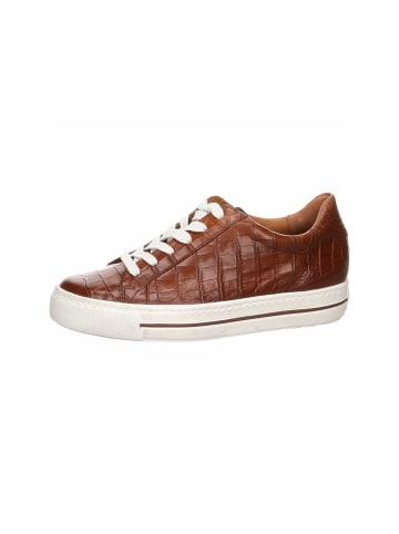 Paul Green Sneakers in mittel-braun