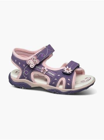 Cupcake Couture Sandale lila