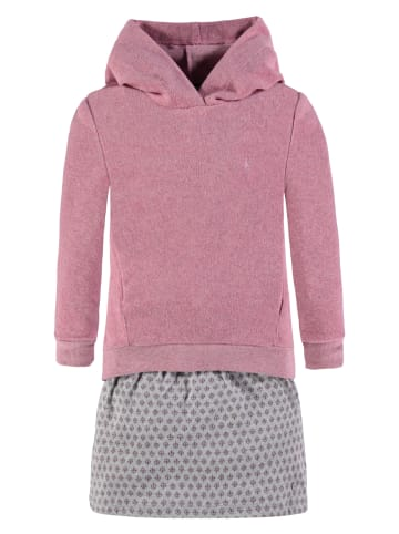 Marc O'Polo Junior Kleid mit Pullover 2tlg Set in foxglove