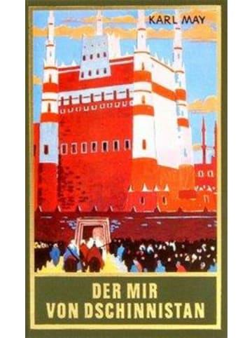 Karl-May-Verlag Der Mir von Dschinnistan   Roman Ardistan und Dschinnistan II, Band 32 der...