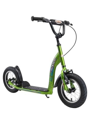 "BIKESTAR Kinder Roller ""Sport"" in Grün - 12 Zoll"