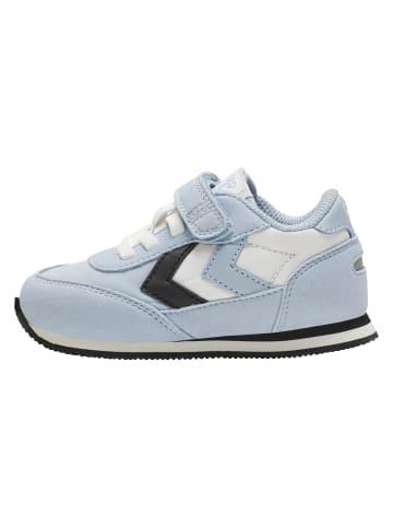 Hummel Sneakers Low Reflex Infant in BLUE FOG