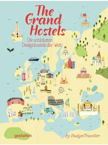 Gestalten Verlag The Grand Hostels (DE) | Die schicksten Design Hostels der Welt by...