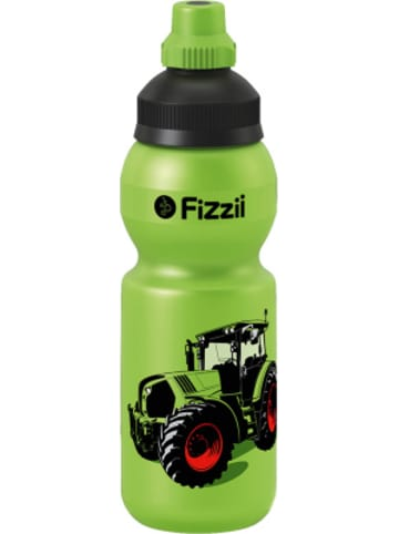 Fizzii Trinkflasche Traktor, 330 ml