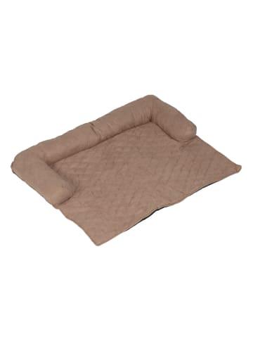 Wenko Tier-Couch für das Sofa in Braun
