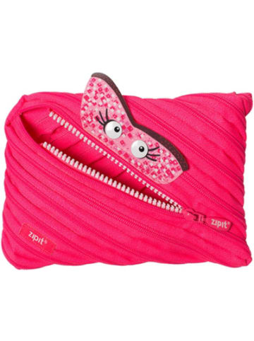 ZIPIT Schlamperetui Talking Monster Jumbo Pouch Dazzling Pink