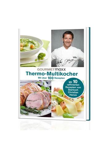 """Gourmetmaxx Kochbuch """"Thermo-Multikocher"""""""