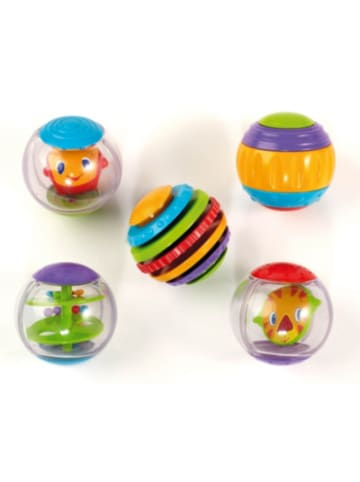 Kids II Bright Starts Spielbälle mit verschiedenen Funktionen