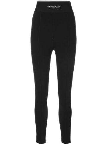 CALVIN KLEIN JEANS Leggings Milano Logo Elastic in black