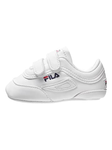 Fila Sneaker Disruptor Cribs in white