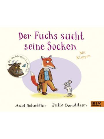 Beltz & Gelberg Der Fuchs sucht seine Socken