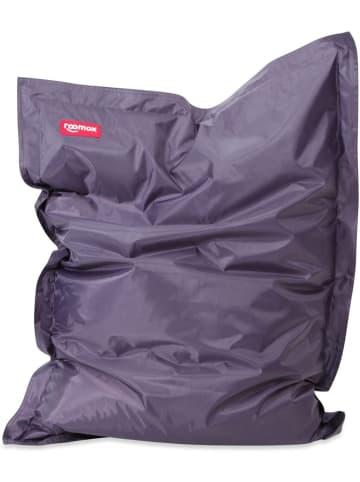 Roomox  Junior Sitzsack Original - Großer Sitzsack 130 x 100 x 30 cm , violett