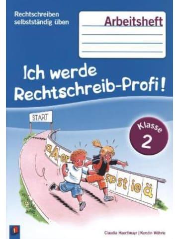 Verlag an der Ruhr Ich werde Rechtschreib-Profi! Klasse 2, Arbeitsheft
