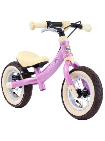 "BIKESTAR Kinder Laufrad ""Sport 2 in 1"" in Pink - 10 Zoll"