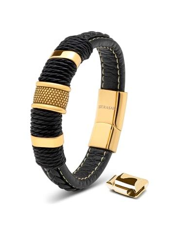 "SERASAR Armband ""Ring"" in Gold"