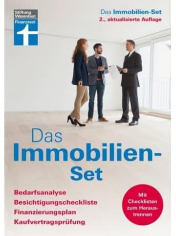 Stiftung Warentest Das Immobilien-Set