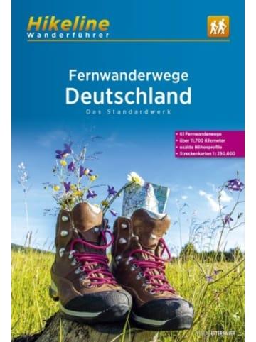 Esterbauer Fernwanderwege Deutschland