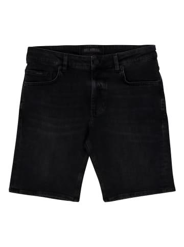 Just Junkies Jeansshorts Shorts Jeff Shorts Pass Black in schwarz