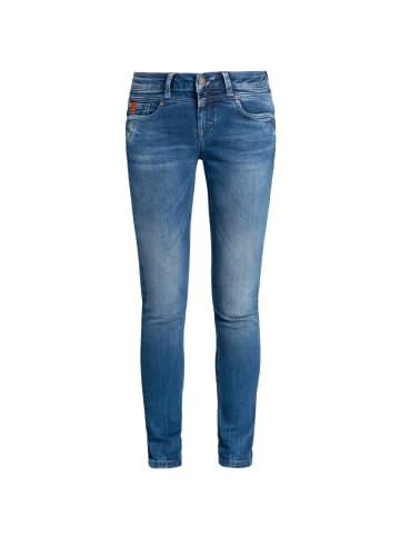 Miracle of denim Skinny-Jeans Ellen in Pelican Blue