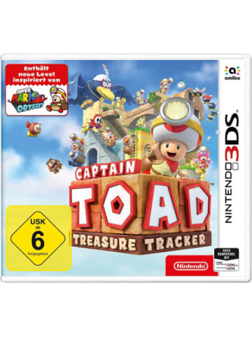Nintendo  3DS Captain Toad - Treasure Tracker